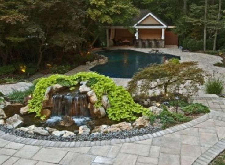 104 best water fountain ideas images on pinterest | garden ... - Patio Water Fountain Ideas