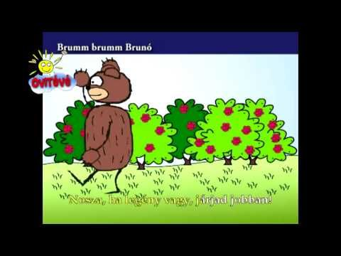 Brumm-brumm Brúnó - YouTube