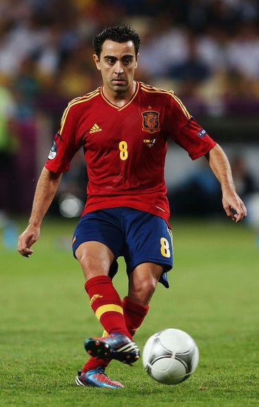 #GraciasXAVI retired from national team. ♡♥