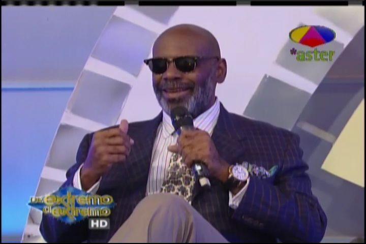 La Primera Entrevista A Michel 'El Buenon' En La TV Tras Su Operación
