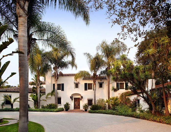george washington smith spanish colonial revival home montecito