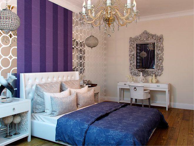 Спальня. Дизайн квартиры для семьи с двумя детьми в ЖК «Новая История»