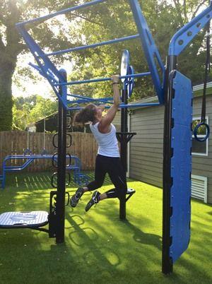 climber bar trex  outdoor fitness equipment outdoor