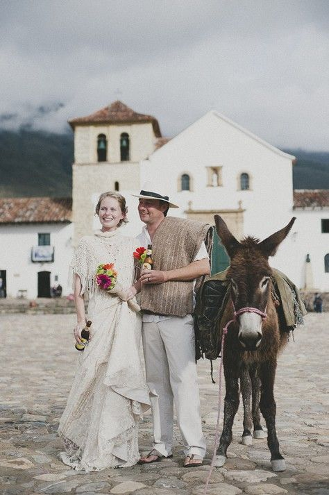 Interesting wedding in villa de leyva. 2 people 1 Life: Wedding Number 19 in Colombia with 3 Photographers!