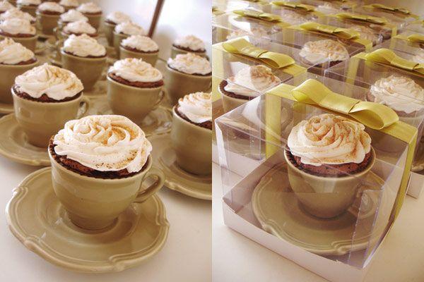 Lembrancinhas DIY chá de cozinha e panela…