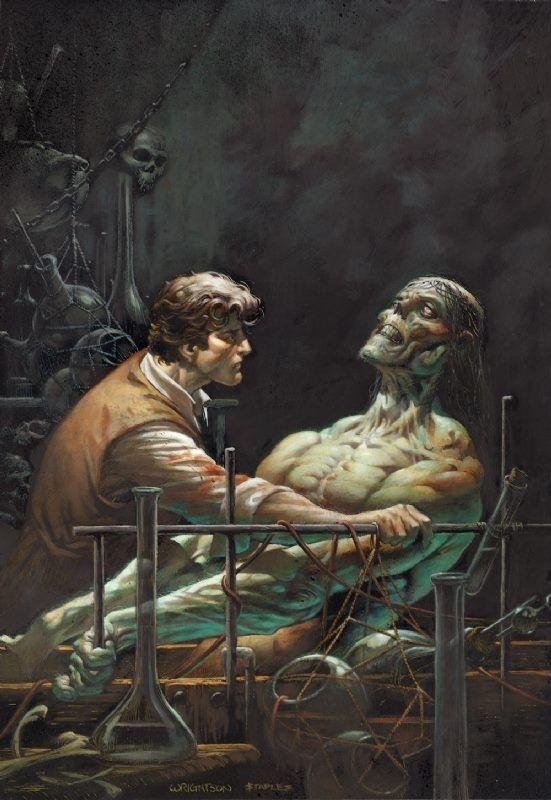 Bernie Wrightson and Greg Staples | Art: Sci-Fi/Fantasy ...
