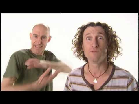 I love the Umbilical Brothers! Here they do a skit - 20 years in 2 min ~ Sally Fletcher