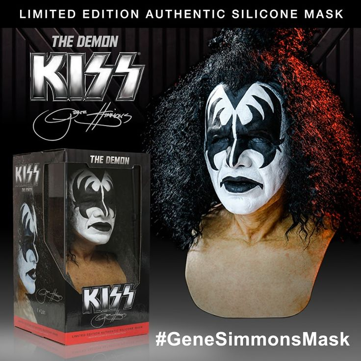Kiss Demon Makeup: 17 Best Images About Halloween And October Pics. On