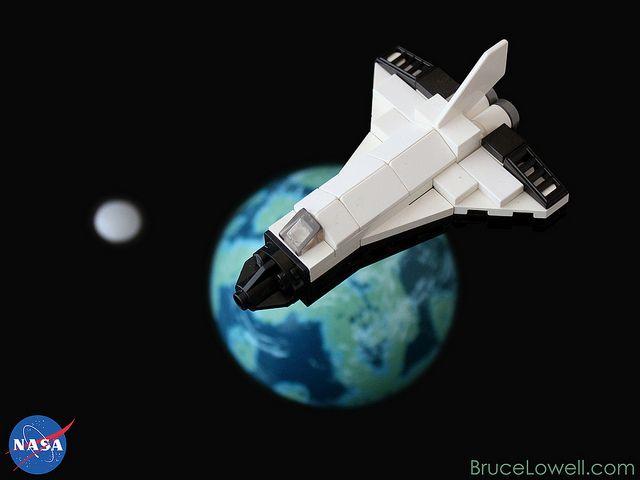 LEGO Space Shuttle | lego | Pinterest