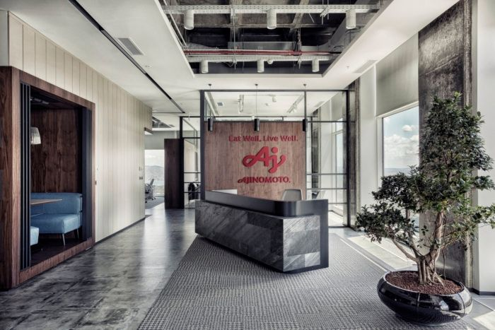 Office Tour: Ajinomoto Offices – Istanbul