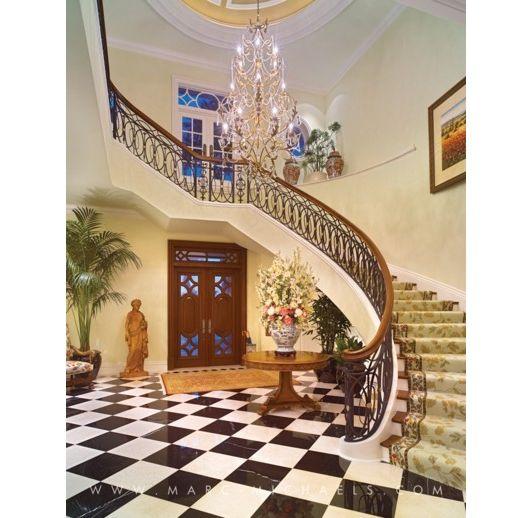 Grand Foyer Design Entry Foyer Pinterest