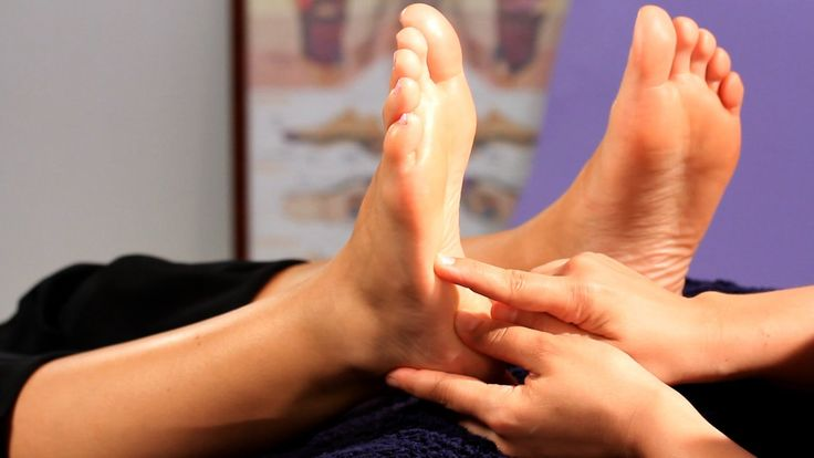How to Relieve Constipation using Foot Reflexology Techniques, Part 1