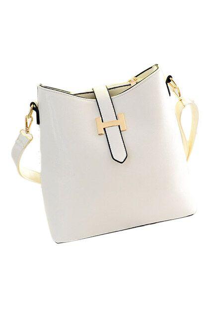 #ROMWE | Single Buckled Retro Bag, The Latest Street Fashion