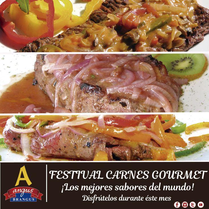 ¿Ya probaste los exquisitos platillos de nuestro festival gastronómico Carnes Gourmet? estará disponible hasta el 15 de julio. Te esperamos!!!   Reservas: 2321632 - 310 7006602. www.angusbrangus.com.co Cra. 42 # 34 - 15 / Vía las Palmas.  #restaurantesmedellin #AngusBrangus #parrilla #medellíntown #medellíncity #restaurantesrecomendados #delicioso #foodlovers #quehacerenmedellin #dondecomerenmedellin #deliciasmedellin #meatlover #traditionalfood #buenambiente #exquisito #compartir…