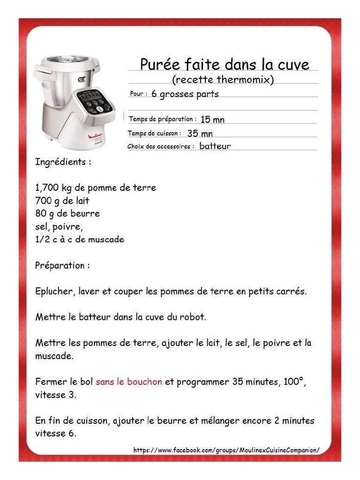 Recettes companion moulinex pdf - La cuisine a toute vapeur pdf ...