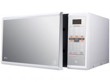 Micro-ondas LG 30L Grill - com as melhores condições você encontra no Magazine Shopspremium. Confira!