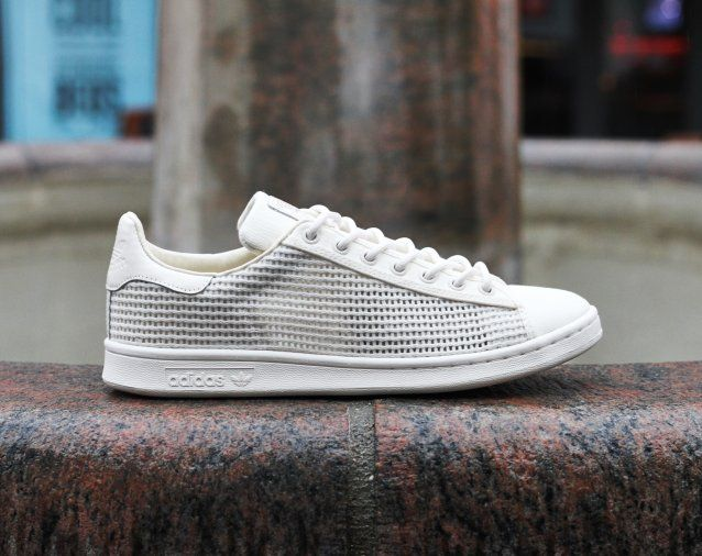 Adidas Stan Smith Woven (tissée) off White (beige)