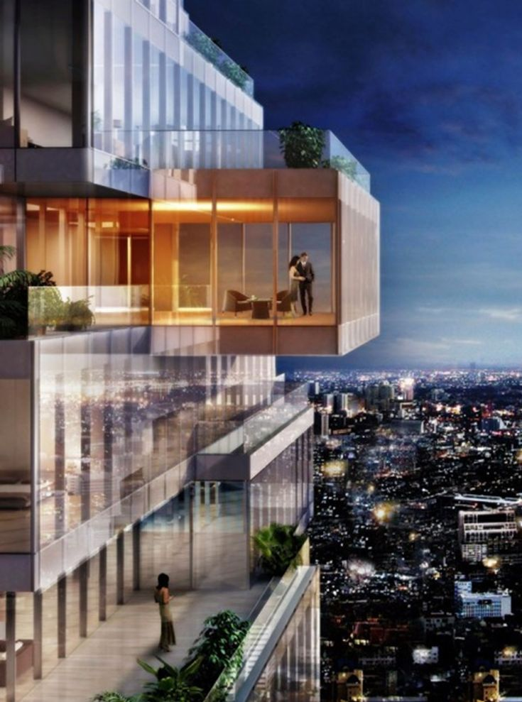 Penthouse life via ladyluxury posh penthouse living for New york luxury penthouses
