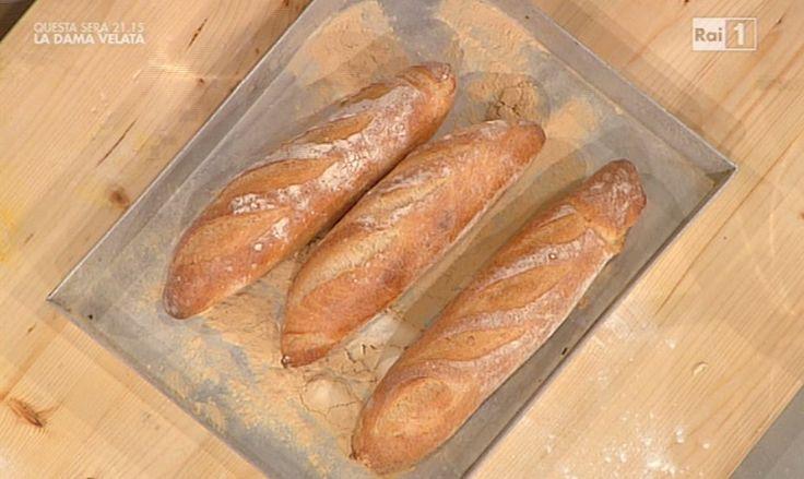 baguette casalinga di Gabriele Bonci.