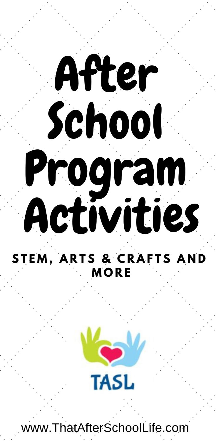 The best activities for after school programs and summer