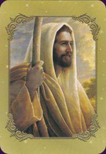 Palabras amorosas de Jesus.