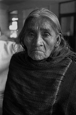 Maria Sabina, Curandera. Oaxaca, Mexico.