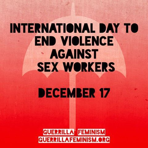 Reading List for International Day for Sex Workers