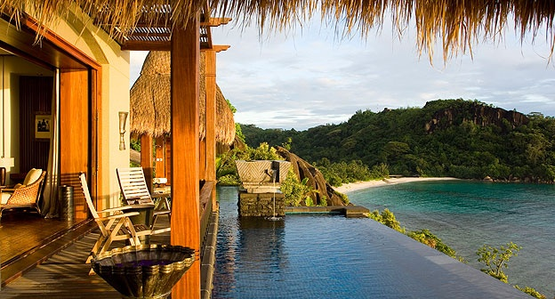 Hôtel Maia Luxury Resort Spa aux Seychelles