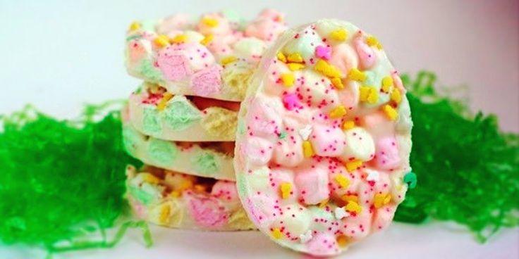 Si creías que la mejor manera de comer bombones era quemados en una fogata, esto abrira tu panorama.