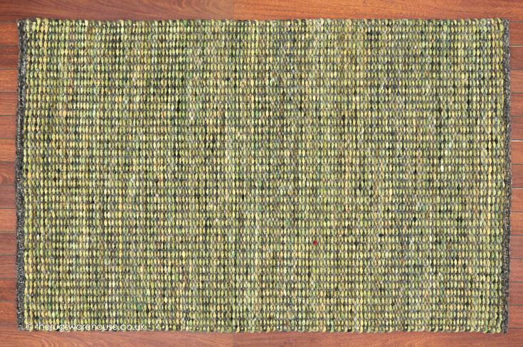 Wellington City Rug, a luxury hand-woven reversible felted wool carpet in green & grey http://www.therugswarehouse.co.uk/modern-rugs3/city-rugs/wellington-city-rug.html #rugs #interiors