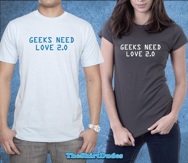 Geeks need love 2.0.