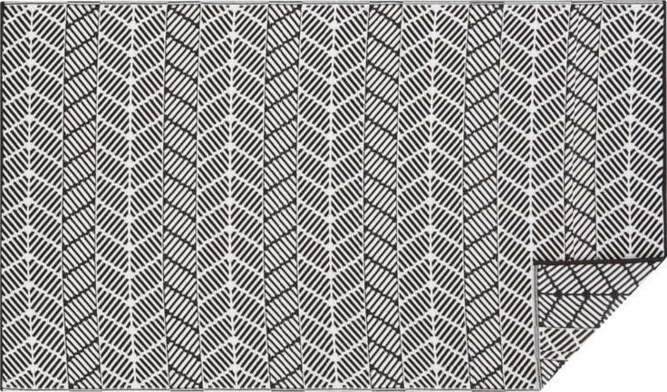 seattle reversible indoor-outdoor rug in view all outdoor | CB2