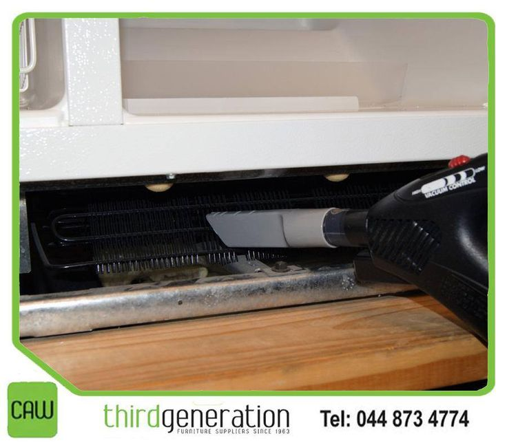 #DidYouKnow that dirt, dust and pet hair can clog up refrigerator coils, restricting air flow and causing the refrigerator to work harder to keep cool. Once or twice a year, use a handheld vacuum to clean the coils and suck up any loose particles. #TuesdayTip #ThirdGenerationCAW