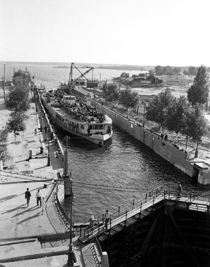 KIROV steam vessel