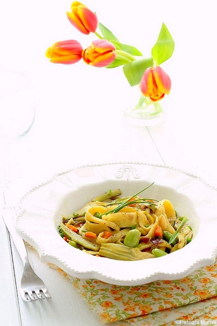 qualcosa di buono: Tradizioni e Primavera in un piatto : la Mugnaia