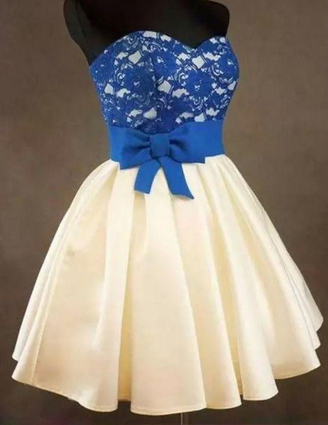 109 besten Kleider Bilder auf Pinterest   Abschlussball kleider ... 4272fbd99a