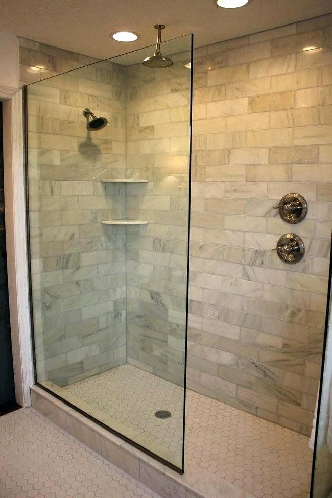 Bathroom With Walk In Shower Best Of Small Tile Shower Walk In Designs For Bathrooms Simple
