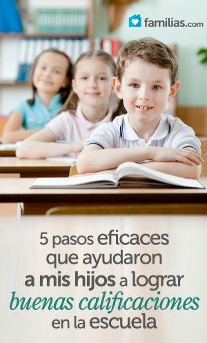 La ayuda que brindamos a nuestros hijos para que sean exitosos en sus estudios académicos puede resultar beneficiosa no sólo a corto plazo sino a larg...
