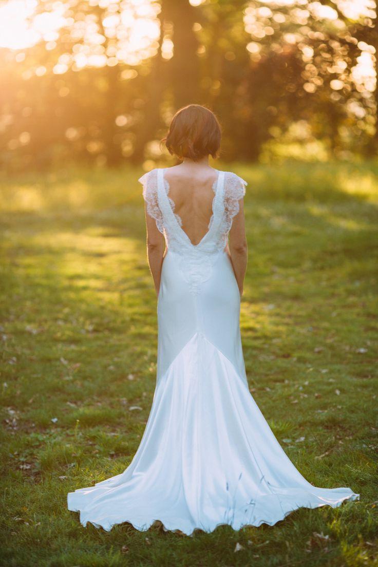 A Sarah Janks dress for an Elegant Humanist Wedding in Richmond Park | Love My Dress® UK Wedding Blog