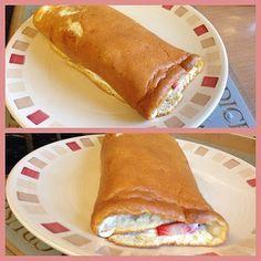: the half syn cake