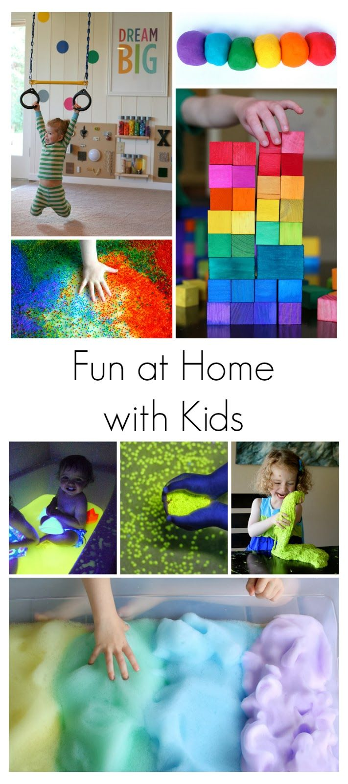 Our 15 Best Activities for Babies, Toddlers, and Preschoolers from Fun at Home with Kids....and a BIG ANNOUNCEMENT. :)