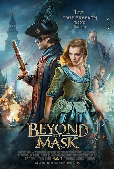 Kenneth R. Morefield reviews Beyond the Mask at 1More Film Blog.
