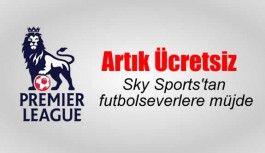Premier Lig maçları artık şifresiz ve ücretsiz olacak