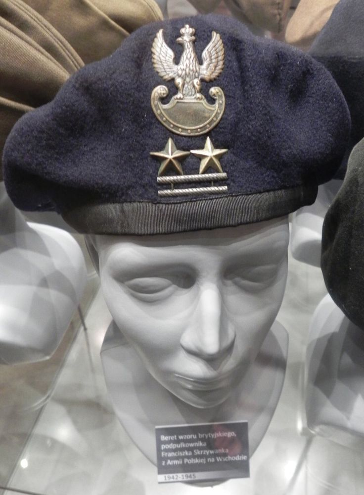 Polish cap.