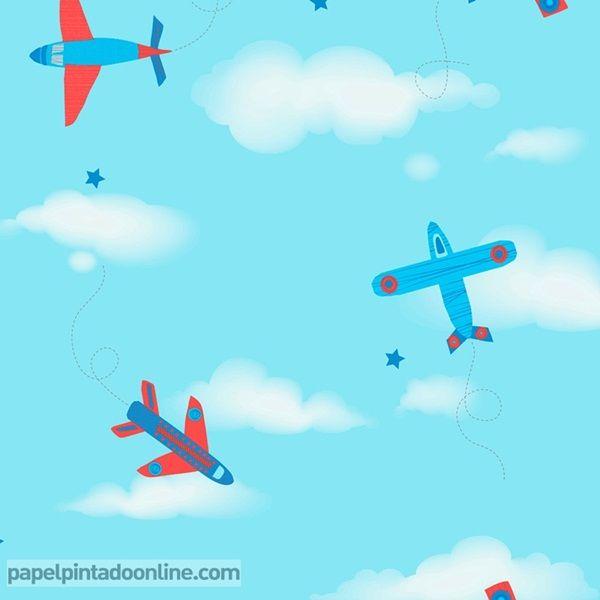 17 best images about papel pintado nubes on pinterest - Imagenes de nubes infantiles ...