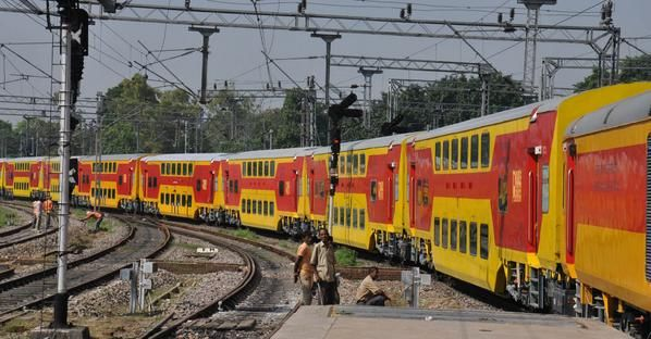 Traveling long distances is no more a problem today with the railway running innumerable trains connecting almost all the places. No doubt, the cities across the country are well served by the railway with different types of trains such as mail, express, superfast, and passenger trains.