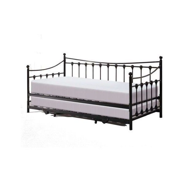 memphis day bed with trundle bed 270 liked on polyvore featuring home
