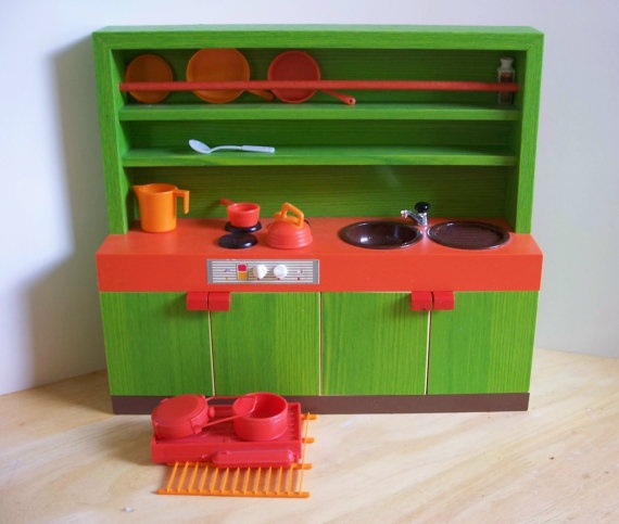 Kitchen Counters On Toys: 195 Best Images About Toy Kitchens On Pinterest