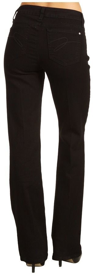 Miraclebody Jeans Samantha Bootcut in Licorice