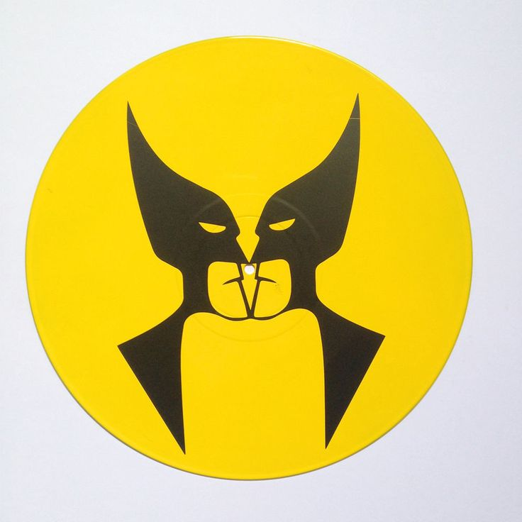 BATMAN Disco de vinilo decorativo Vinyl record wall art (spray color). | eBay!